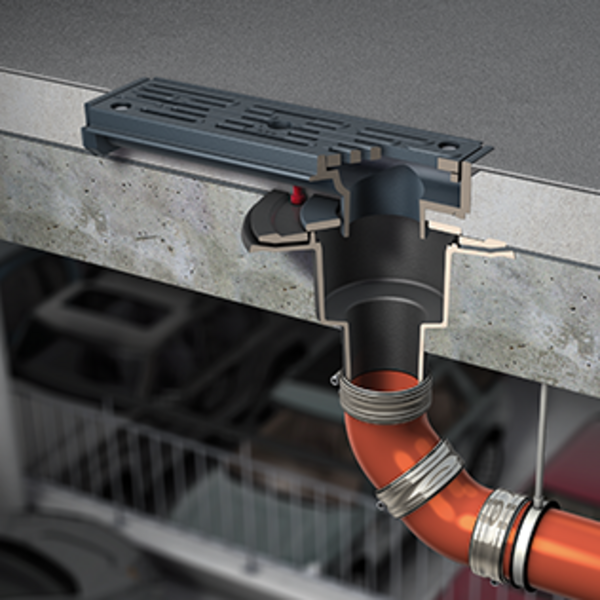 Roof Drainage Aco Systems Fze
